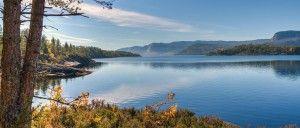 Norway Vradal Fjord Home