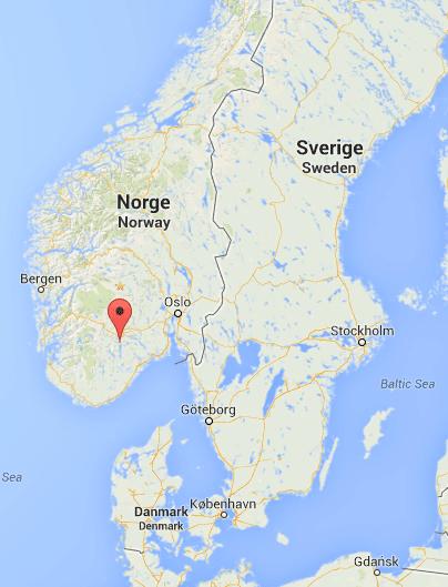Zuid Noorwegen Telemark Fjord Home