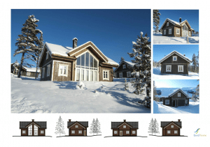 Lifjell | Wonen in Noorwegen | Fjord Home