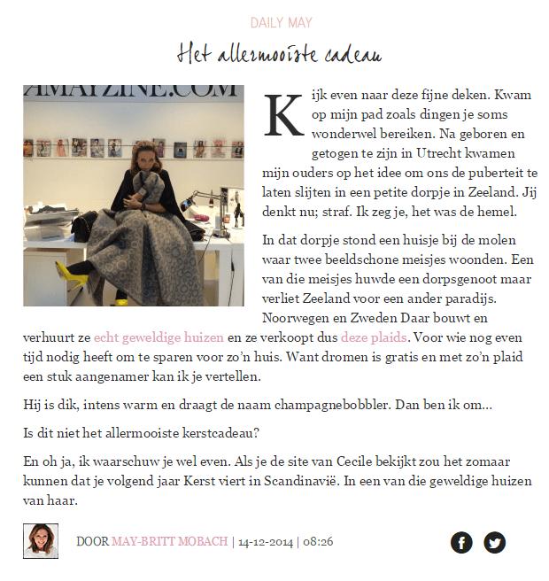 artikel amayzine